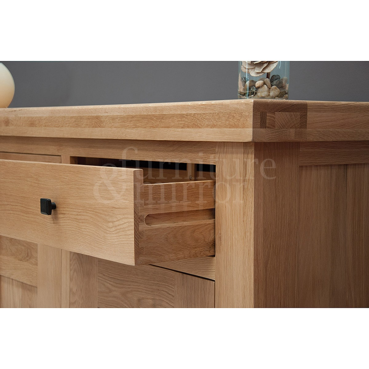 Chunky TV Unit - Furniture and Mirror
