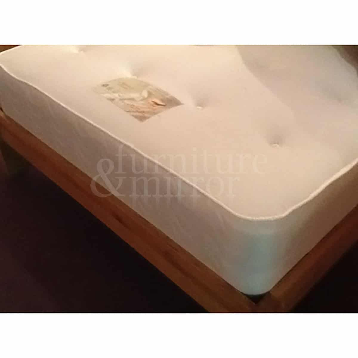 5 King Buckingham Memory Foam Mattress Furniture And Mirror