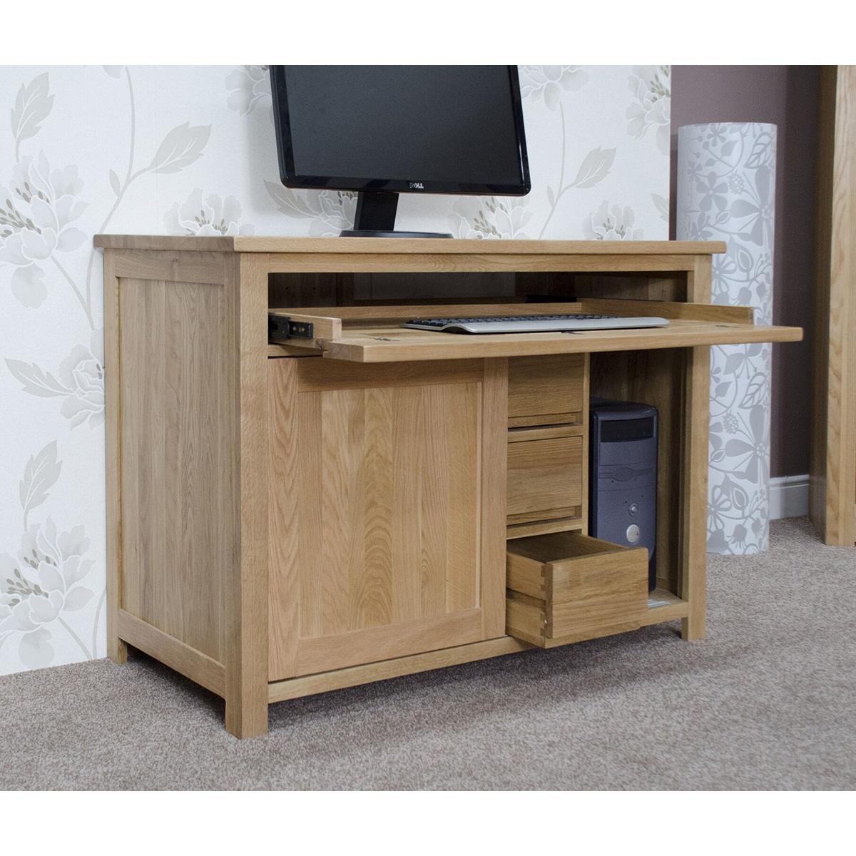 Oregon Concealed Desk- ORECONDSK
