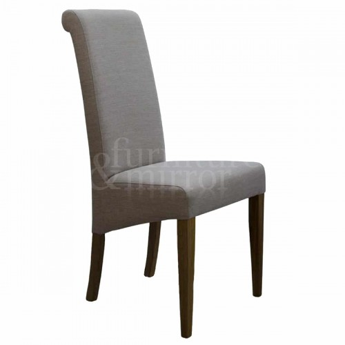 Napoli Beige Fabric Dining Chair - NAPBEIGE402