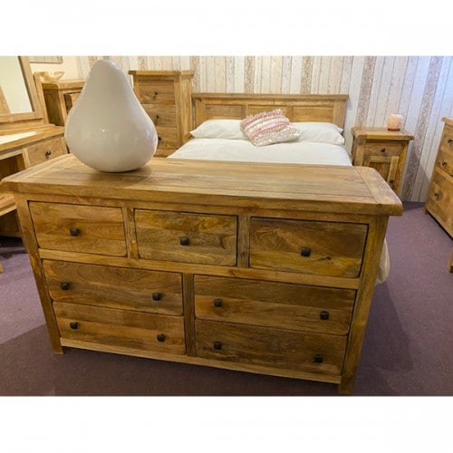 Pennines 7 Drawer Chest - PENDB108