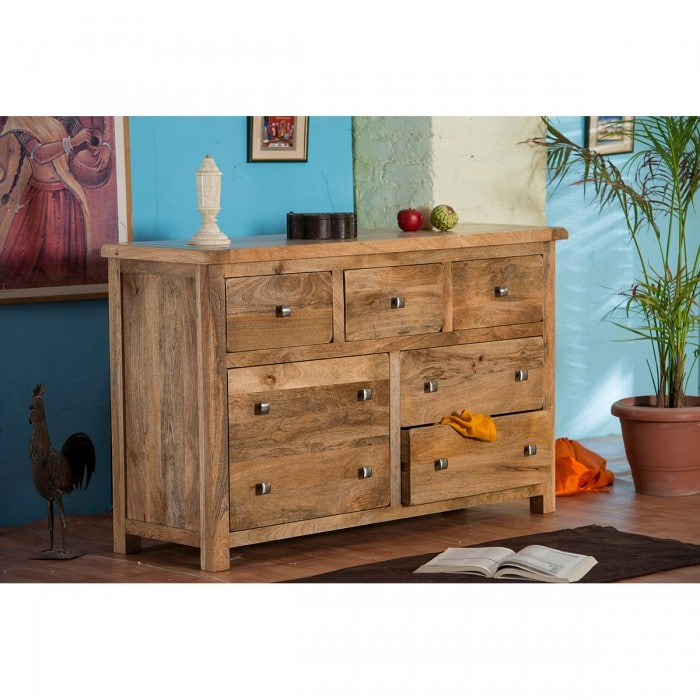 Pennines 7 Drawer Chest - PEN7CH