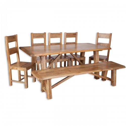 Pennines Large Dining Table - PEN001a