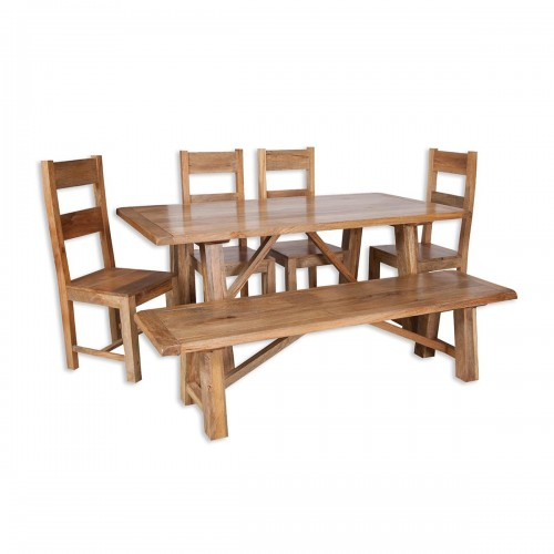 Pennines Medium Dining Table - PEN002