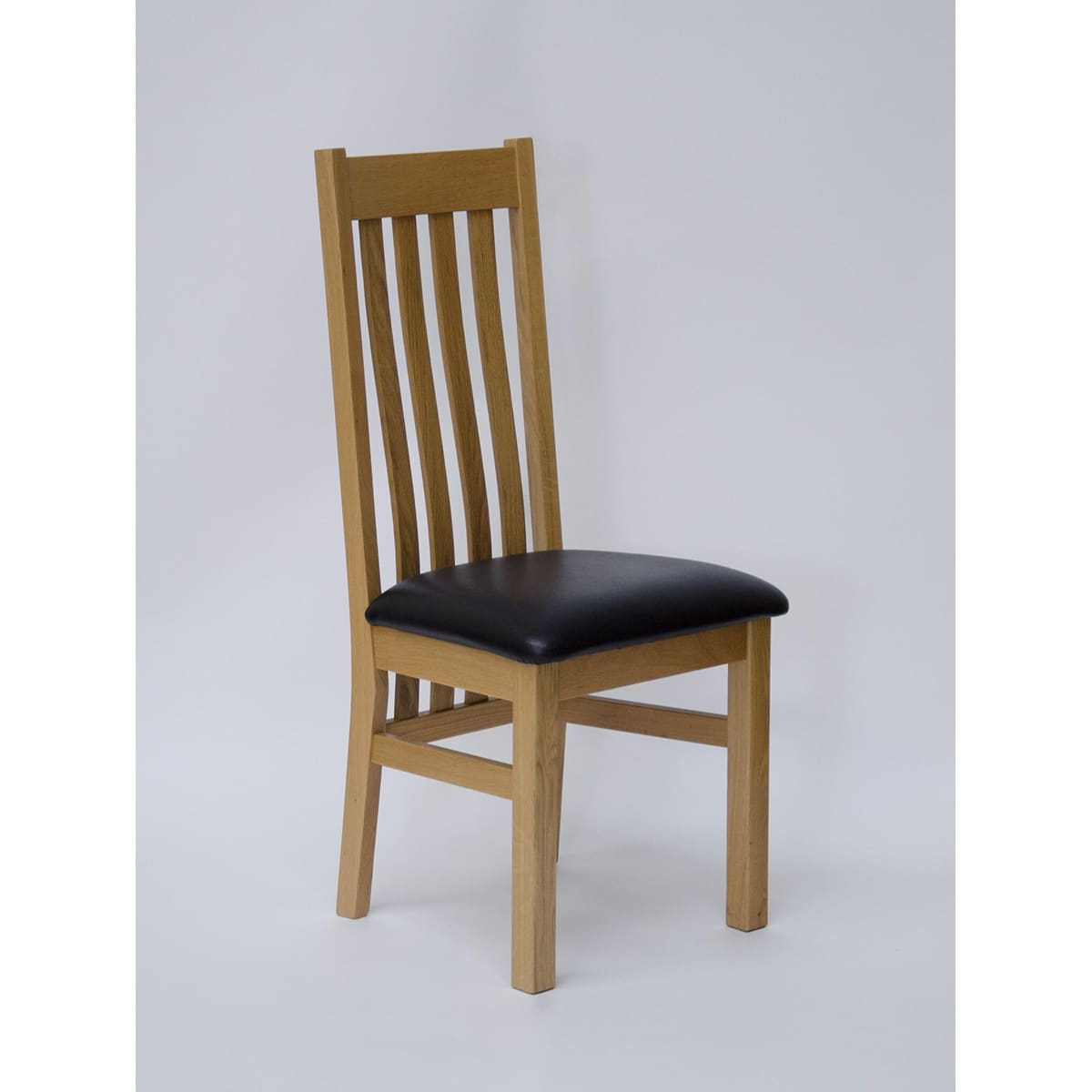 Pergoda oak dining chair