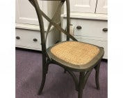 Valletta Dark Dining Chair - VCCDa