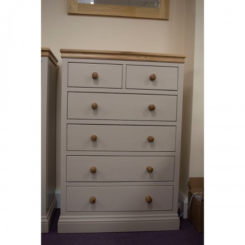 New England 2 Over 4 Chest Of Drawers - NE42CH