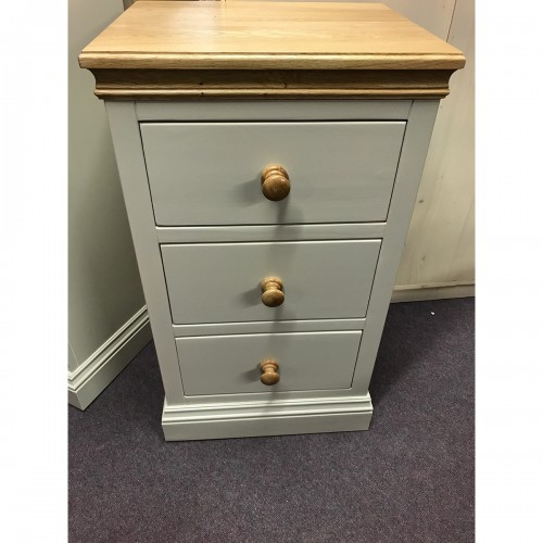 New England 3 Drawer Wellington Chest - NE3WCH