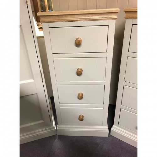 New England 4 Drawer Wellington Chest - NE4WCH