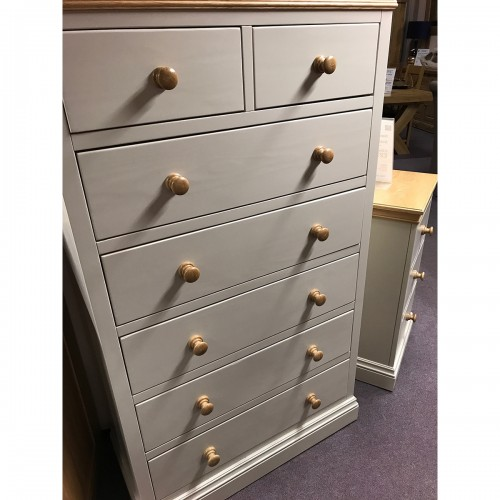 New England 2 Over 5 Chest Of Drawers - NE52CH