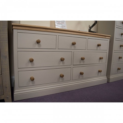 New England 7 Drawer Chest - NE7DCH