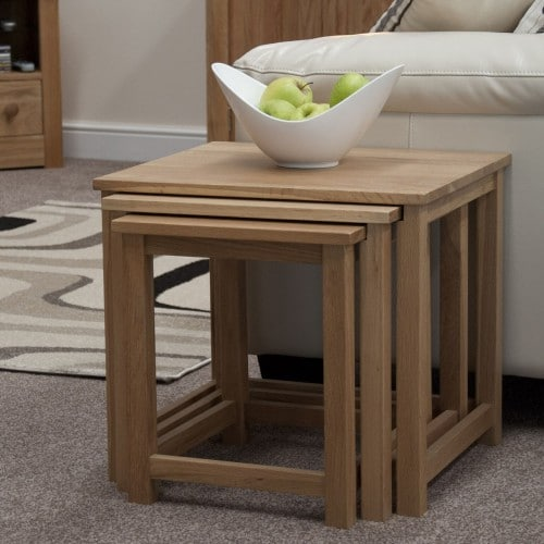 Oregon Slim Nest Of Tables - ORESLIM