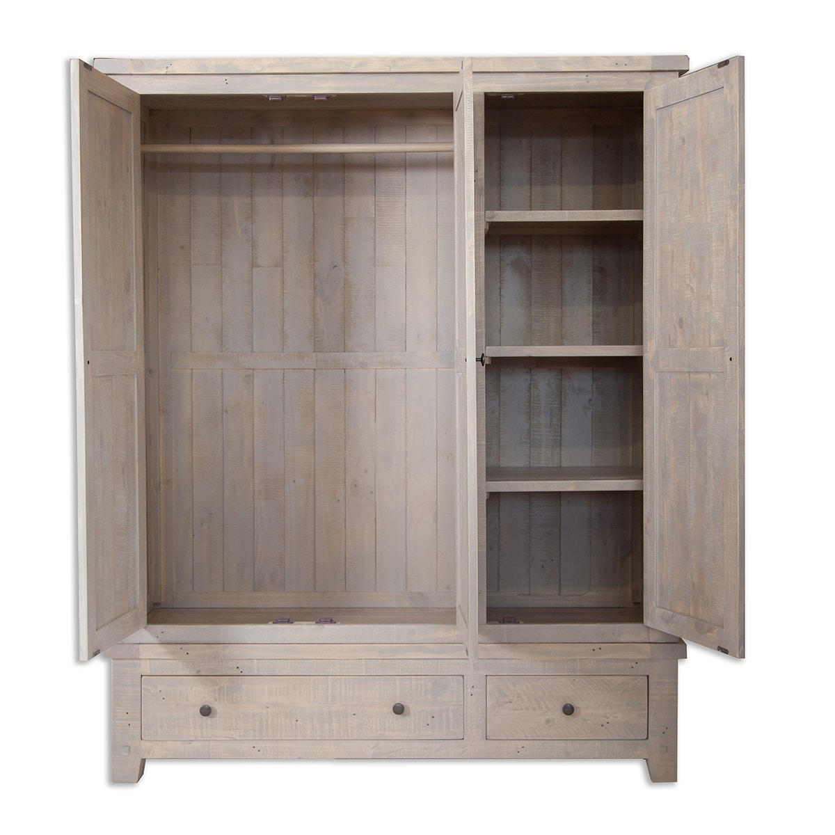 The Witterings Triple Wardrobe - WIT008b