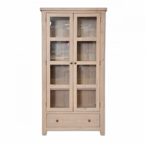 The Witterings Display Cabinet - WIT2706a