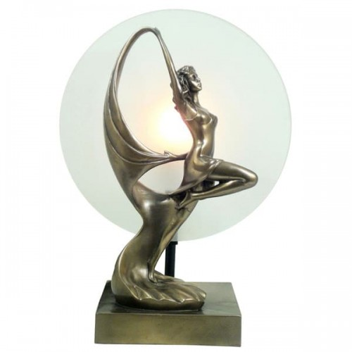 Dancing Lady Take Off Table Lamp - 399078