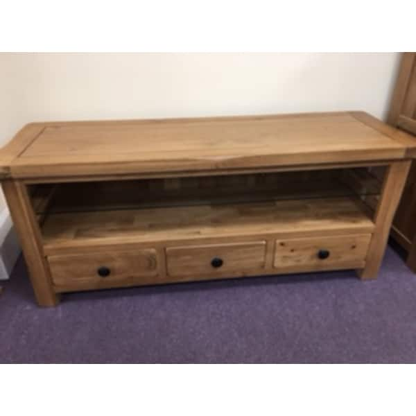 Rustic Plasma Tv Unit - RUSTPLAS