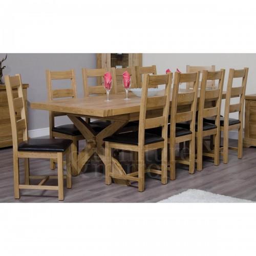 Wessex XLeg Extending Table- WSXXLEG_