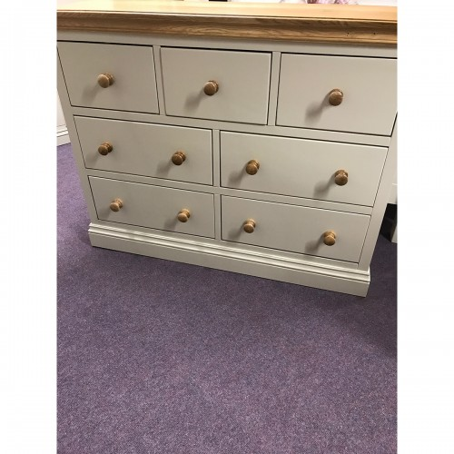 New England 7 Drawer Multi Chest- NE7CH