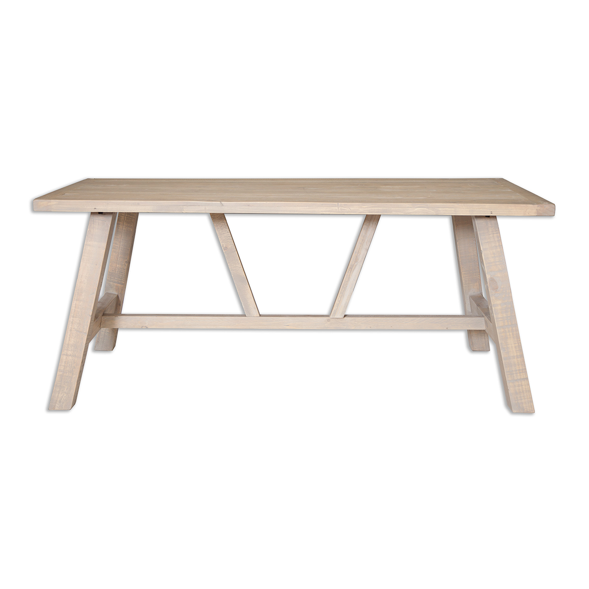 The Witterings Large Trestle Table