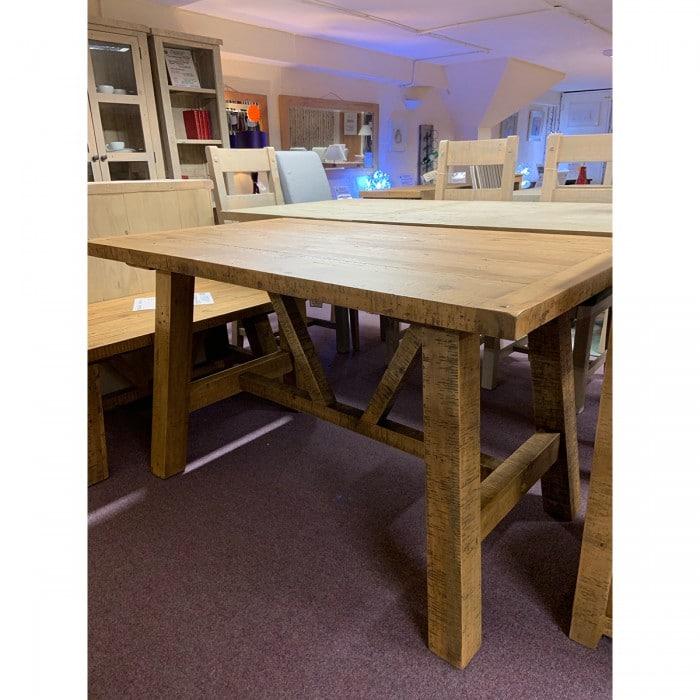 The Witterings Medium Trestle Table- WIT2733N