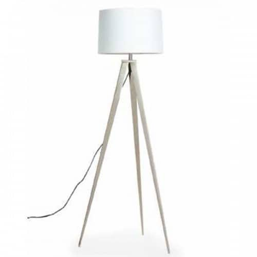 Chrome Arrow Tripod Floor Lamp- TL75