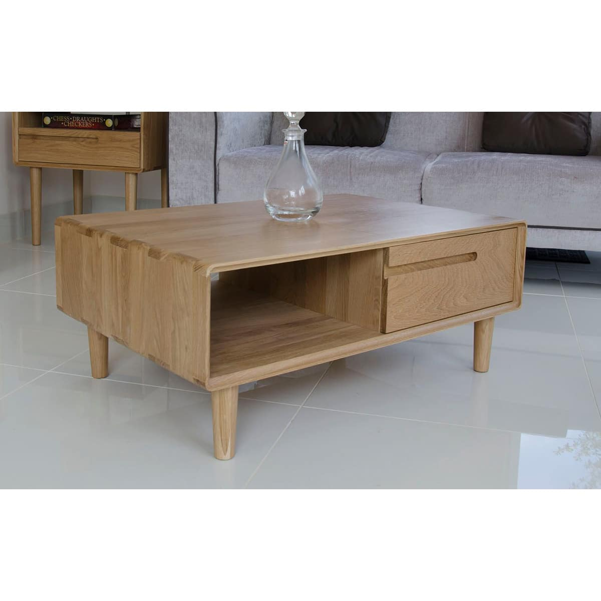 Nordic Coffee Table- NOR3X2CT
