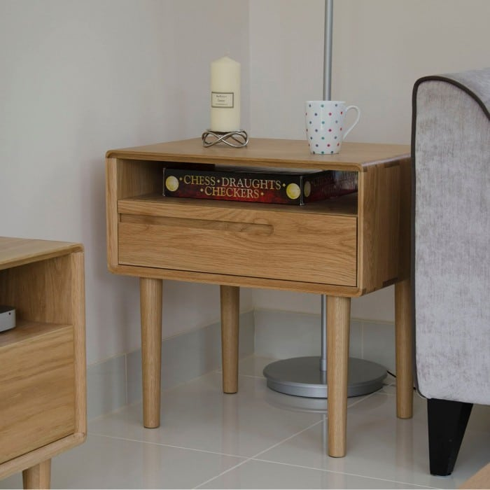 Nordic Lamp Table- NORLT