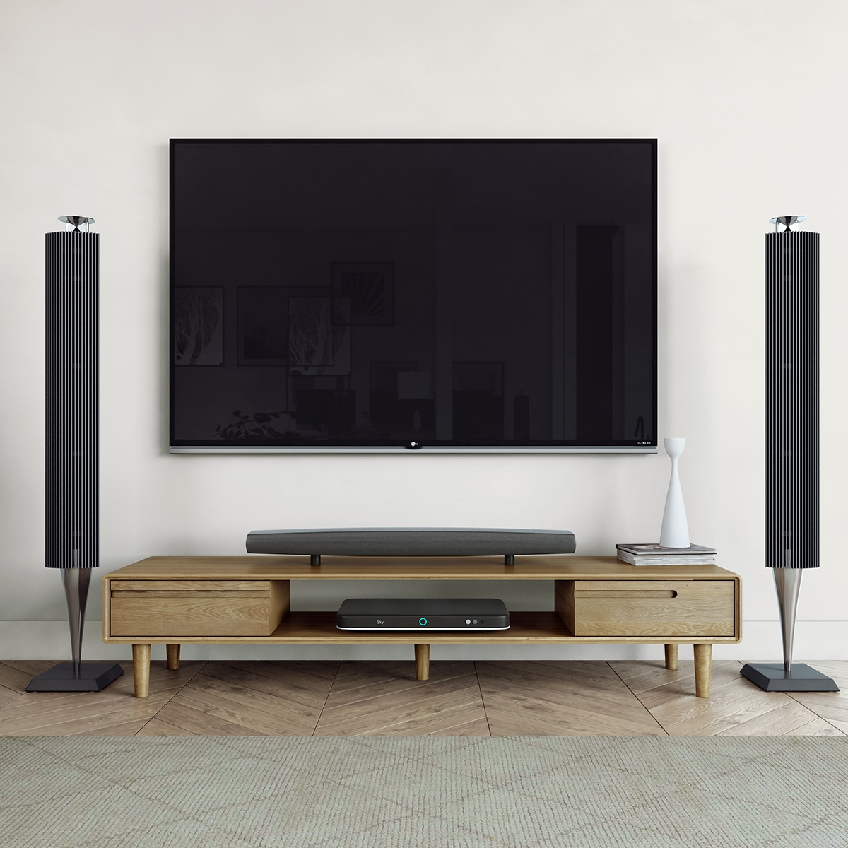 Nordic Wide Tv Unit- NORWTV