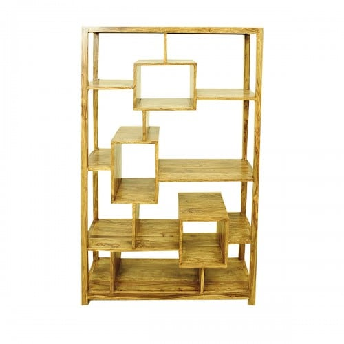 Pennines Rectangle Display Cabinet - PEN602