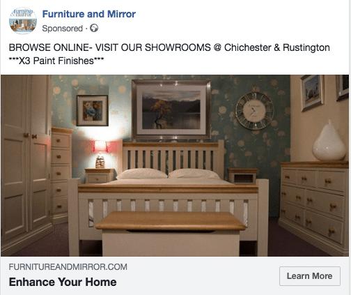 Facebook Advert 24