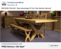Facebook Advert 26