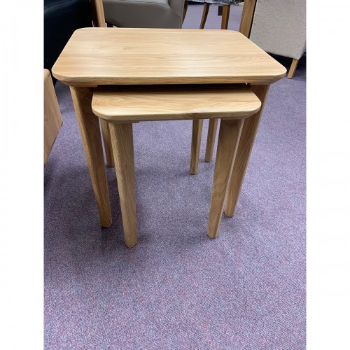 Nordic Nest Of 2 Tables- NORNEST