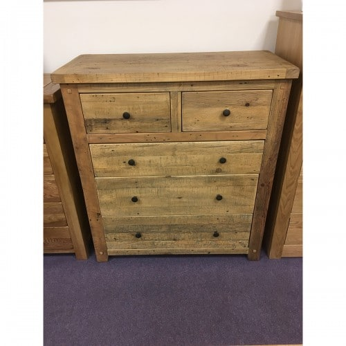 The Witterings 2 Over 3 Chest of Drawers - WIT004N