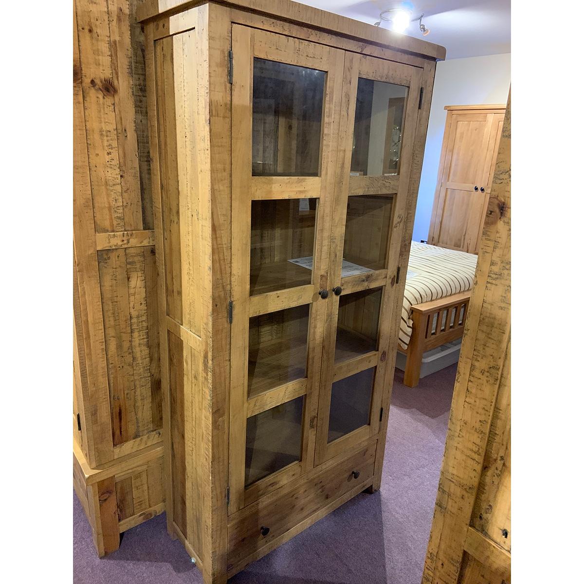 The Witterings Display Cabinet - WIT2706N