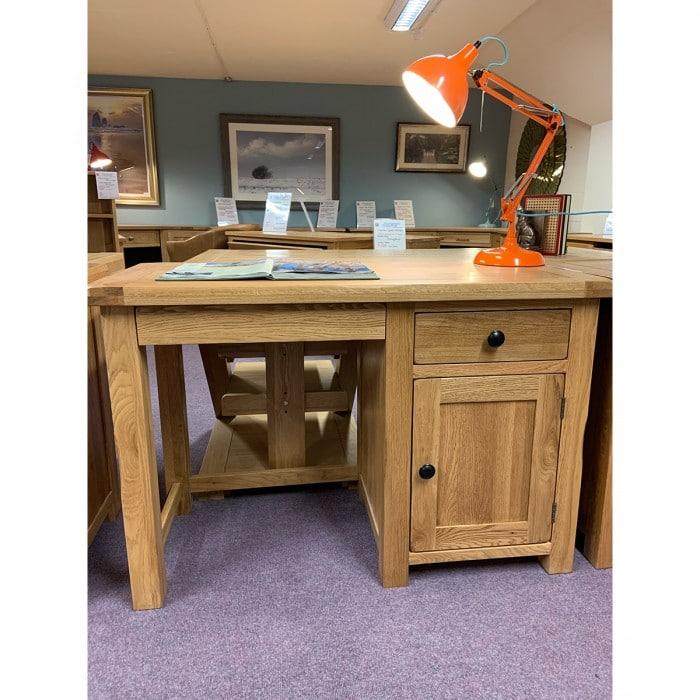 Rustic Small Computer Desk - RUSTCDS