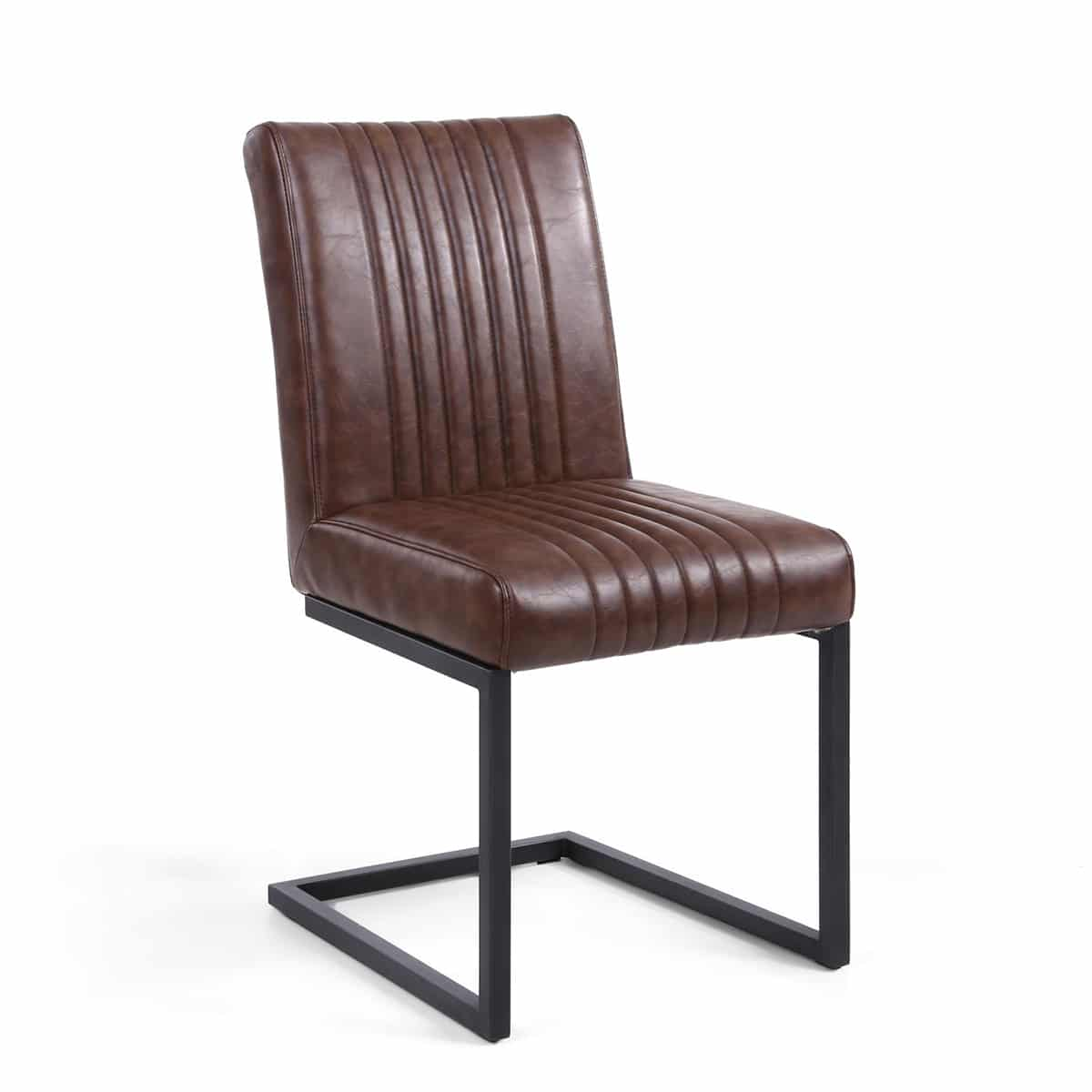 Selsey Brown Dining Chair - SELBROWN