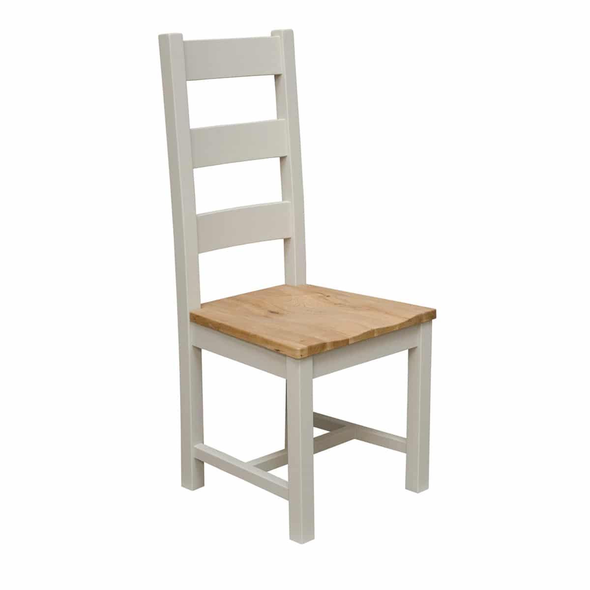 Wessex Painted Ladderback Chair - WSXPLADDER