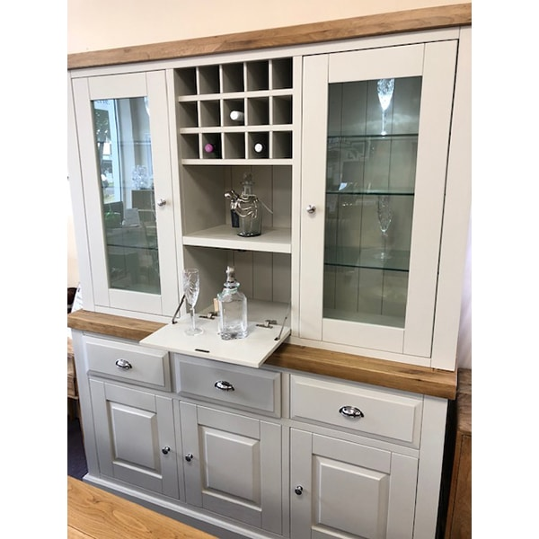 Wessex Painted Large Sideboard + Top - WSXPLSBT