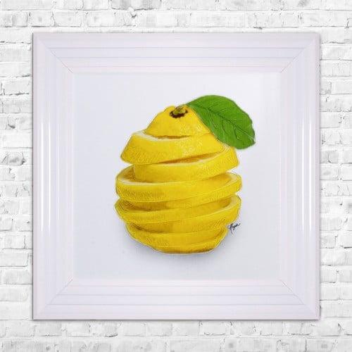 Sliced Lemon Picture - SLICELEM