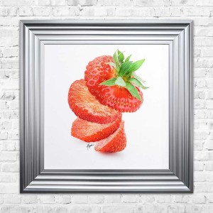 Sliced Strawberry Picture - SLICESTRAW