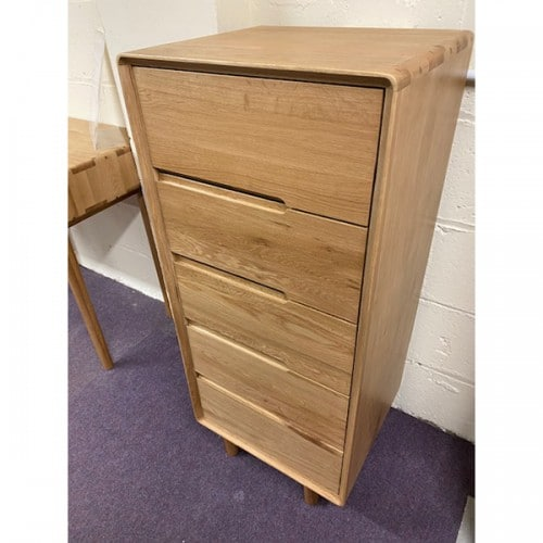 Nordic 5 Drawer Chest- NOR5CH