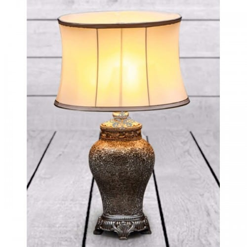 Champagne Mosaic Lamp- CL74CHAMP
