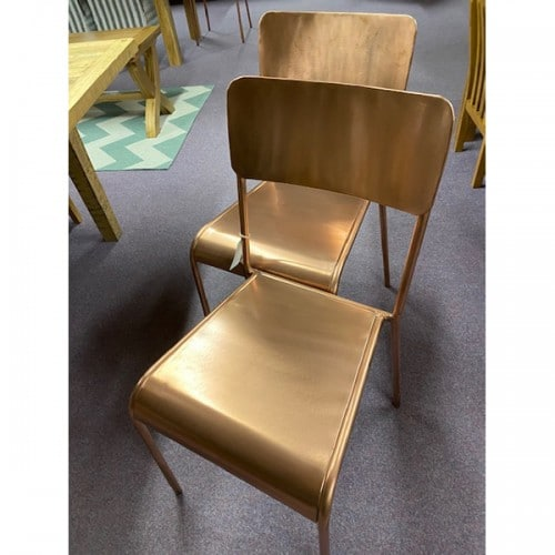 Copper Dining Chair - COPPER