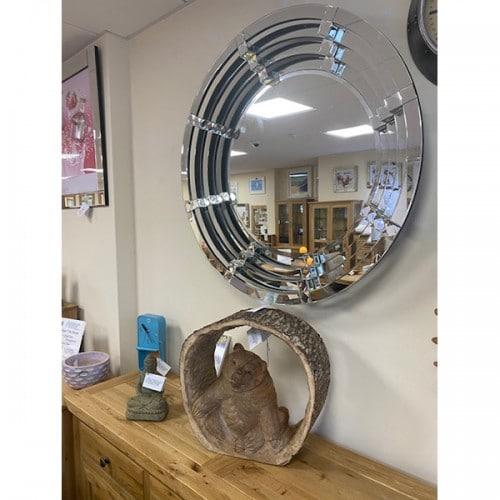 Orbit Circular Mirror