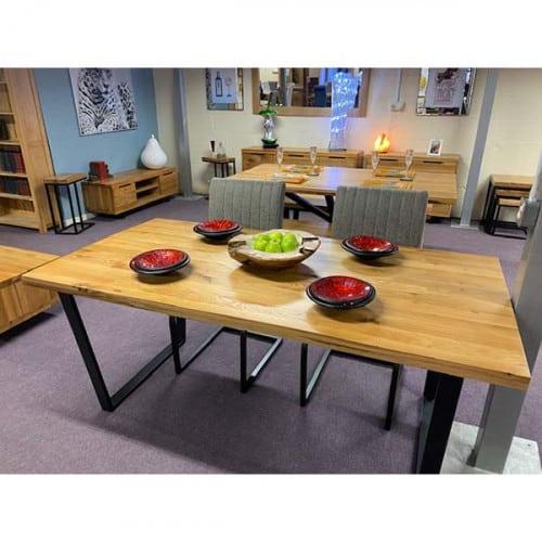 Lancashire Small Dining Table- LAN001SM