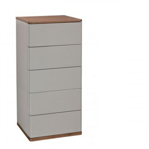 New Hampshire 5 Drawer Tall Narrow Chest
