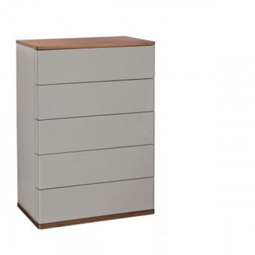New Hampshire 5 Drawer Tall Wide Chest